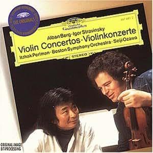 Berg / Igor: Violinkonzerte
