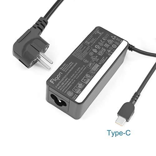 Flgan Chargeur de Batterie pour Lenovo Yoga 910 ThinkPad X1 G2 G3 Tablet 10 Chromebook C330 S330 100e 300e 500e adlx45yc3a adlx45yc2a 45 W 2,25 A