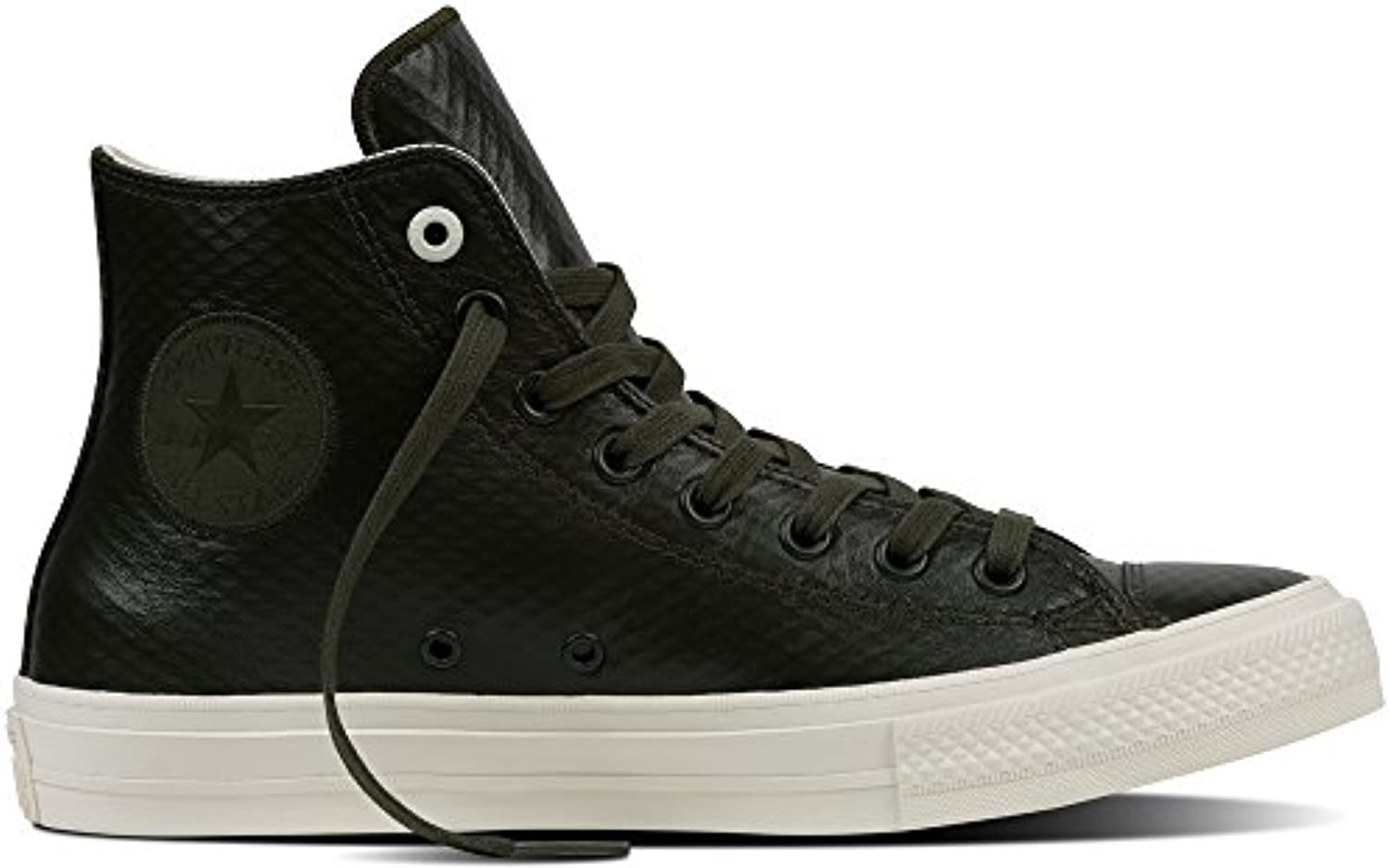 Converse Chuck Taylor All Star II High Leather Sneaker, Hombre