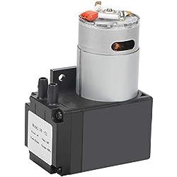 Pompe à Eau Solaire Sans Balai, Mini-Pompe DC24V, Pompe à Vide Durable Et Résistante à L'Usure VN-C3-80Kpa, Utilisée Dans Les Générateurs D'Oxygène à Usage Médical