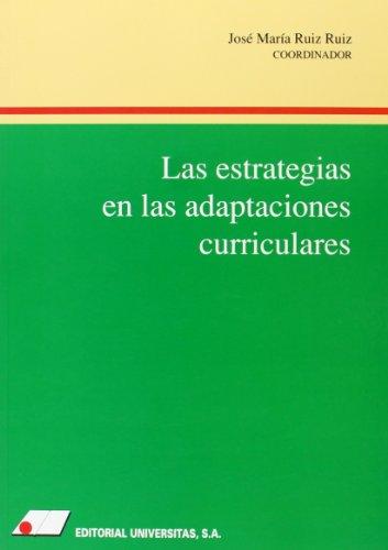 Estrategias en las adaptaciones curriculares por J.M. Ruiz Ruiz