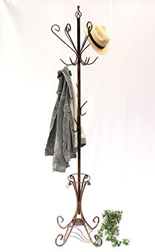 Kleiderständer Schirmständer Art.156 Metall 210 cm Garderobe Garderobenständer
