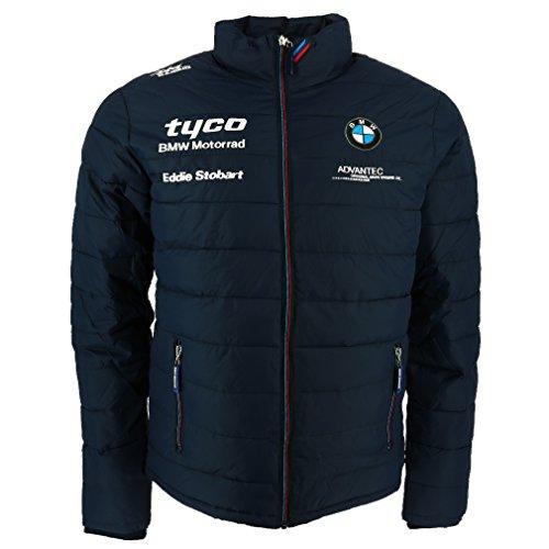 Tyco BMW British Superbike & International Racing Bubble Chaqueta Oficial 2018