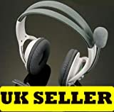 Premium Deluxe Large X-Box XBOX 360 Live Stereo Headphone