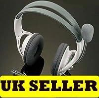 Premium Deluxe Large X-Box XBOX 360 Live Stereo Headphone