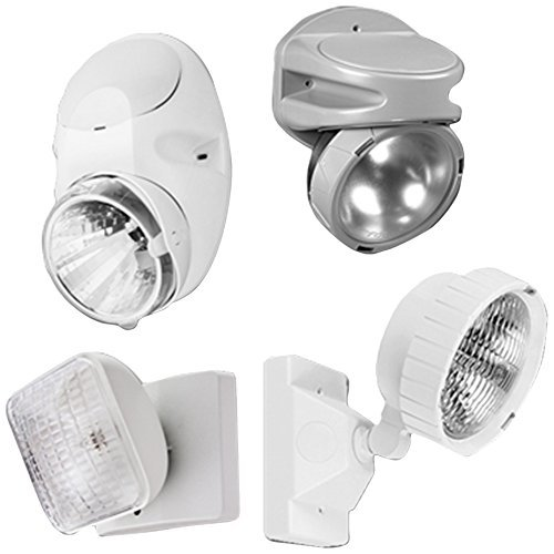 Lithonia Lighting ELA LED WP M12 Thermoplastic LED Emergency Remote Head by Lithonia Lighting Remote-head