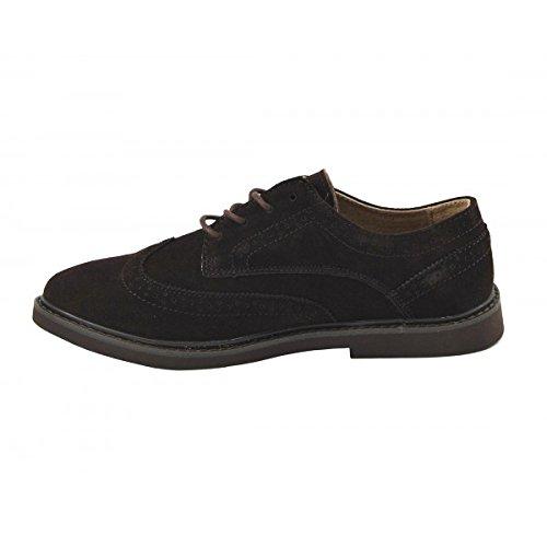 Benavente , Chaussures de ville à lacets pour homme Marron
