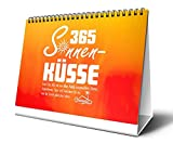 365 Sonnenküsse - Tischkalender mit Zitaten, Sprüchen und Weisheiten: Der Ohrinsel - Tageskalender zum Aufstellen - immerwährend