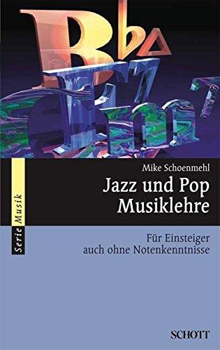 Jazz-und-Pop-Musiklehre-Fr-Einsteiger-auch-ohne-Notenkenntnisse-Serie-Musik