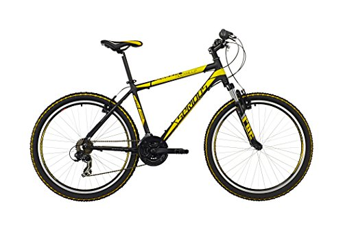Serious Rockville 26″ black/yellow 2017 MTB Hardtail