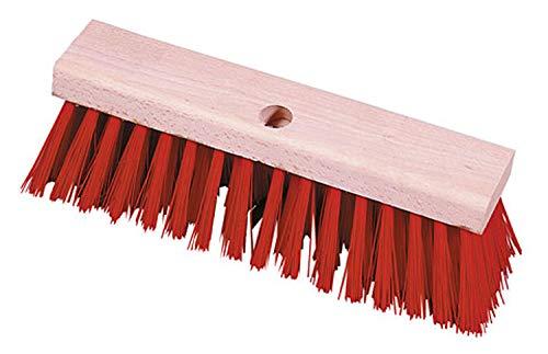 Kerbl Straßenbesen Kompakt 35 cm, mit Stielloch
