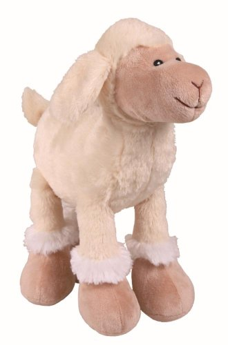 Trixie oveja de peluche con sonido para perro