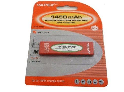 Digital Additions - Batería recargable tipo gumstick para Sony MP3 y reproductor de música y MD