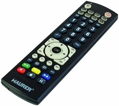 MAURER 19020150 - Cable Euroconector Tv-video 1,5 m