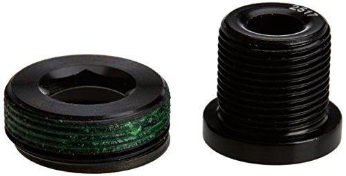 Sram Schrauben für Kurbelarm M15/M22, für GXP, rechts Aluminium, schwarz, 11.6115.530.080 Kurbel & -garnituren, One Size