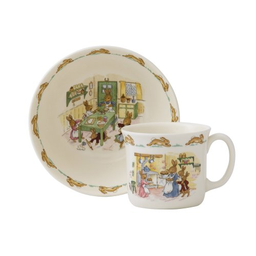 Royal Doulton Bunnykins Nurseryware Kleinkinder Set -