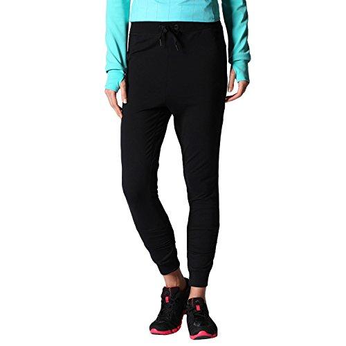 adidas Performance Damen Yogapants schwarz XS