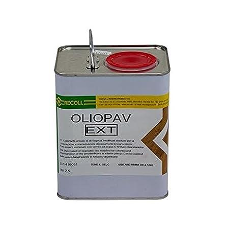oliopav EXT Öl und Wachse für die Behandlung mit Imprägnierung