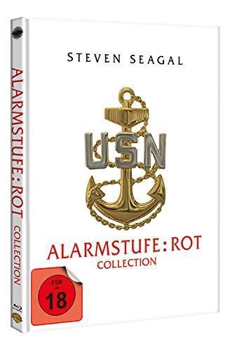 Alarmstufe Rot - Collection (Teil 1+2) - Mediabook weiß - Limitierte Auflage von 1000 Stück [Blu-ray]