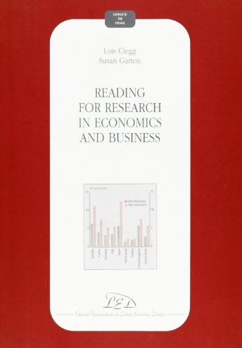 Reading for research in economics and business