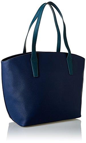 TRUSSARDI JEANS by Trussardi , Sac pour femme à porter à l'épaule Multicolore multicolore Bleu