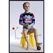 Euroton FS-18infantil muñeca Maniquí femenino de niño BB de 12