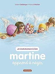 Je commence à lire avec Martine, Tome 3 : Martine apprend à nager