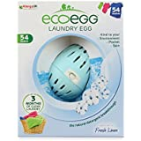 Ecoegg (54 lavages), Lilas, 54 Washes