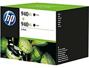 D8J48AE hP 940XL noir ink cartridge twin pack hP 940XL cartouche d'encre pour hP officejet pro 8500 all-in-one.