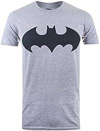DC Universe Herren T-Shirt Batman Mono Logo