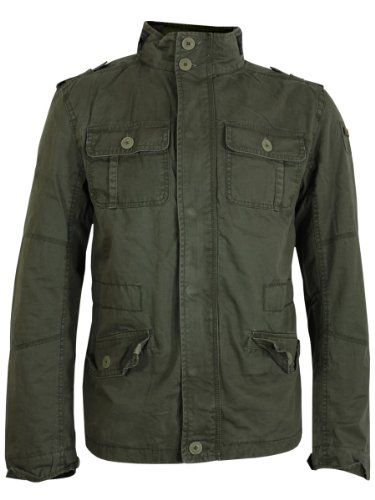 Brandit Britannia Jacket Jacke oliv Oliv
