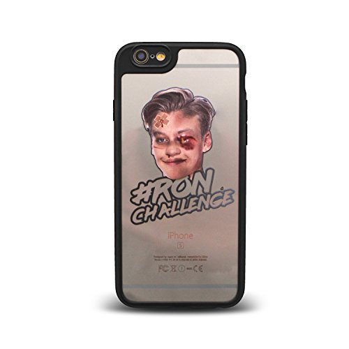 Original Ron Challenge Limited iPhone 6/6S Case by CellBee, Black Frame Blogger-kamera