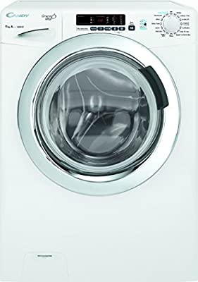 Candy GVS169DC3 Freestanding A+++ Rated Washing Machine - White by AO