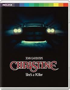 Christine (2 Blu-Ray) [Edizione: Regno Unito] [Edizione: Regno Unito]