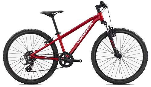 ORBEA MX 24 XC Kinderrad MTB, Farbe:rot-Weiss