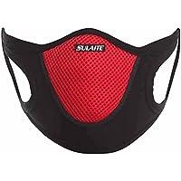 Angmile Máscara Facial de Terciopelo de algodón Las máscaras Deportivas Unisex al Aire Libre Mantienen la Boca cálida Antipolvo antipolen 1 Pieza