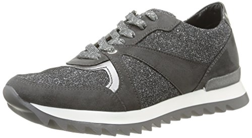 North Star 5491146, Sneaker,Donna, Argento (Silver), 38