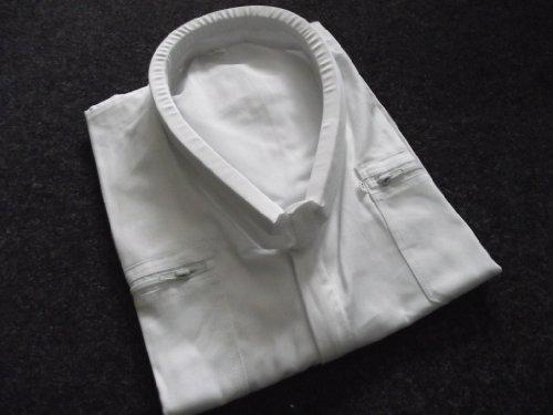 Dichter Tunika Top (Top Imkerbekleidung: Imkerjacke mit Wulstkragen in der Größe M (50 / 52))