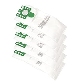 Microfibre Dust Bags For Miele Type U Upright S7 Series Vacuum Cleaners