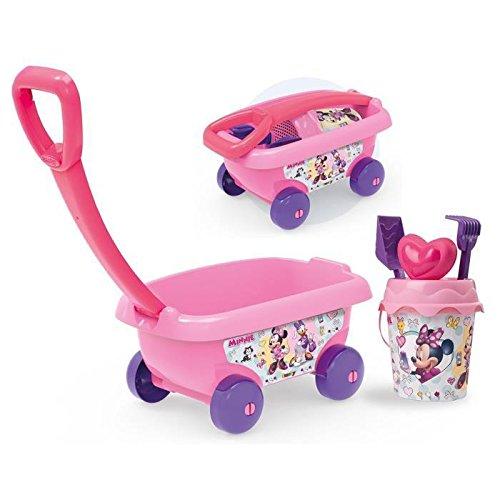 Preisvergleich Produktbild Minnie smoby Strandwagen,  mit französischer Aufschrift