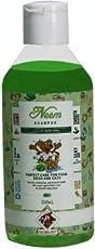Robust Neem Dog and Cat Shampoo with Aloe Vera, 200 ml
