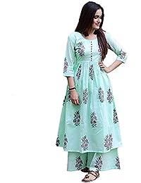 08c4bda47 Amazon.in  ₹500 - ₹750 - Salwar Suits   Ethnic Wear  Clothing ...