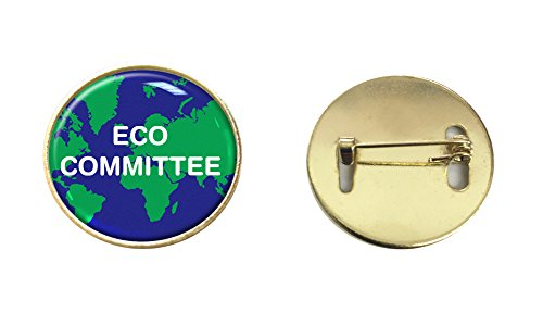 eco-committee-27mm-round-school-badge-gold