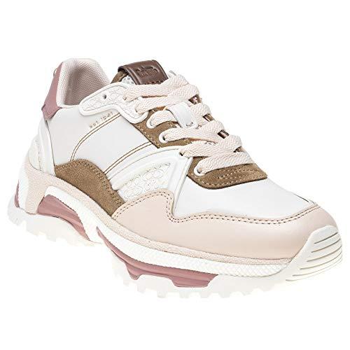 Coach C143 Donna Sneaker Bianco