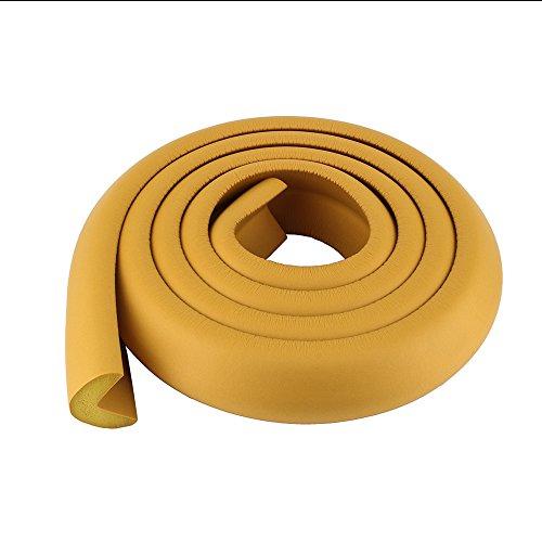 Striscia di protezione anticaduta per bambini con paraurti in schiuma di sicurezza per mobili per la casa