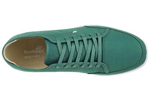 Boxfresh Sparko SM Rip Sneaker Men Trainers green E13864 grün