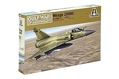 Italeri 1381 - 1:72 Mirage 2000C, Fahrzeuge von Italeri