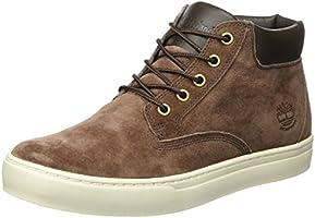 Timberland Herren Dauset Waterproof Chukka Boots, Braun (Coconut Shell), 47.5 EU