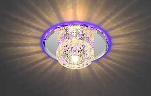 Plafoniere Di Cristallo : Gry plafoniera di cristallo alta qualità moderna mini