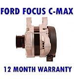 Ford Focus C-Max 1.6 2.0 MPV 2003 2004 2005 2006 2007 2008 Remanufactured Lichtmaschine